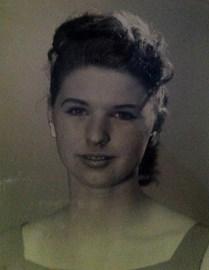 Beryl Burford, my mum, lost to a brain tumour when I was 14