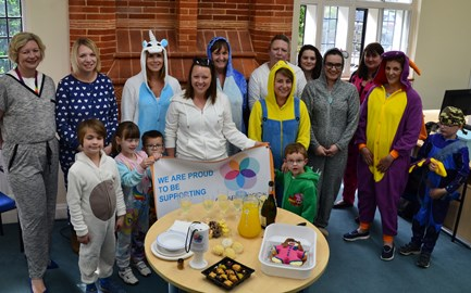 Wear your Onesie to Work 20 May