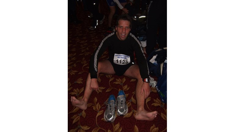 Steve Burke is fundraising for Cystic Fibrosis Trust