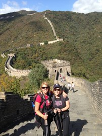 Great Wall Trek 2013