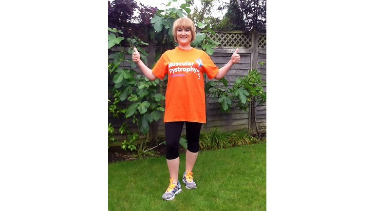 eec2d2387 Kate Harrison is fundraising for Muscular Dystrophy UK