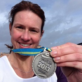 Finished the BUPA Great South Run!