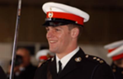 Captain Orlando Rogers