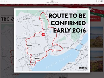 This is the route!