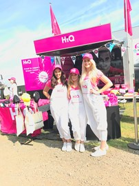 HiQ in the Pink at Oulton Park 2018