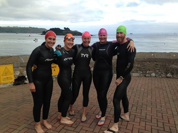 Breakwater Swim