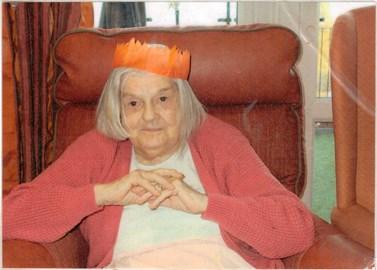 Muriel Christmas 2014