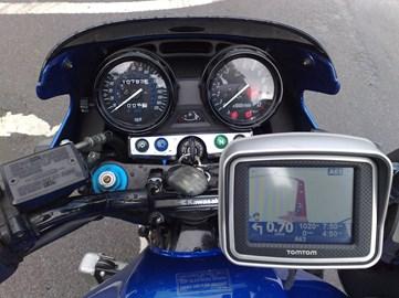 2009: 1020 miles to go!