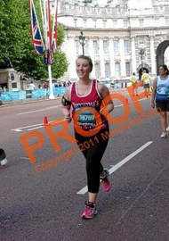 Running the Bupa 10k for Tommy's