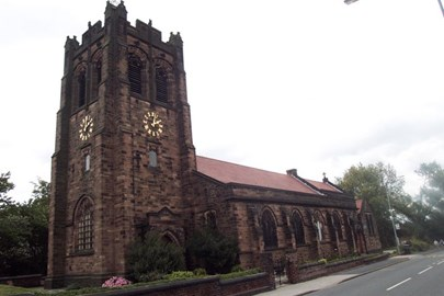 St Paul's Church, Wigan
