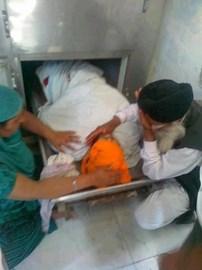 Bhai Jaspal Singh... Only 18 years old