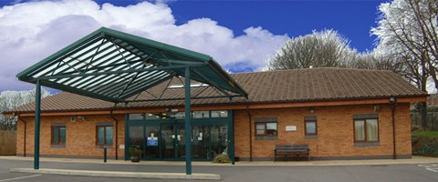 The Berkshire MS Therapy Centre