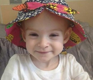 Isla Caton aged 4 from Hornchurch Essex, has Neuroblastoma and needs money for treatment abroad.