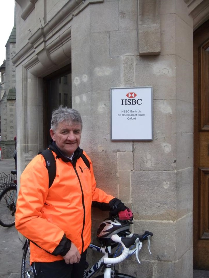 David Handley is fundraising for Sobell House Hospice Charity