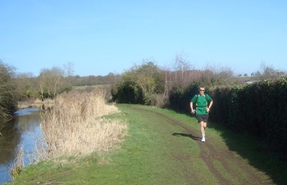Acclimatisation training in March