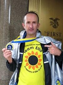 Ken Smith - Boston Marathon