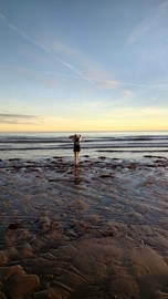 A 2 min North Sea swim in November on frozen sand will not compare to 3 hours of monster muddy NUTS winter challenge - 4 Mar 2017