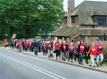 2nd Angus FMN walk Sept 2012