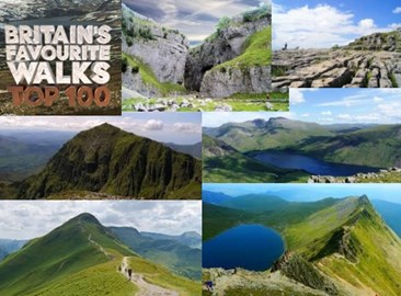 Britain's Top 5 Walks