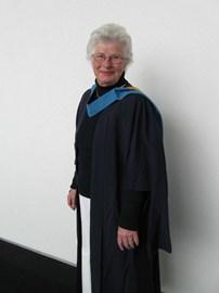 Graduating in 2010