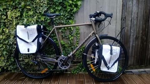 My transport for Australia