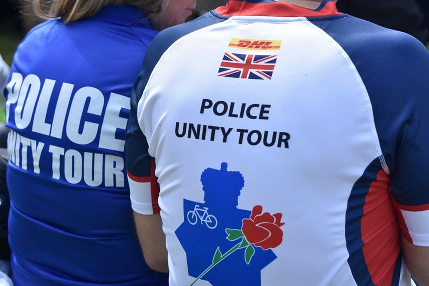 Christian Clegg Is Fundraising For Care Of Police Survivors Headquarters 7744