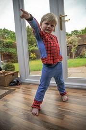 Spiderman Leon