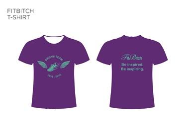 Our Dream Team tshirts