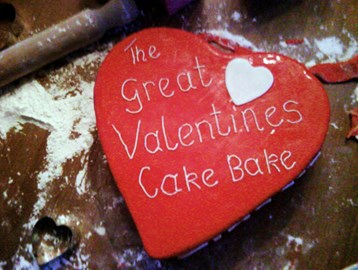 Great Valentines Cake Bake 2011