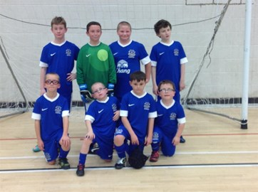 Everton in the Community's Pan Disabilty