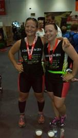 Challenge 9- London Triathlon Olympic Distance