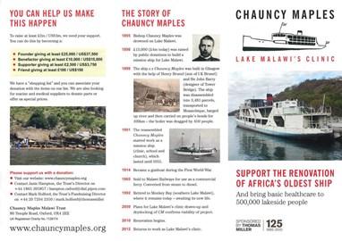 Thomas Miller Chauncy Maples brochure 1