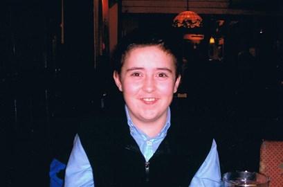 Thomas, his last Xmas, age 13 years