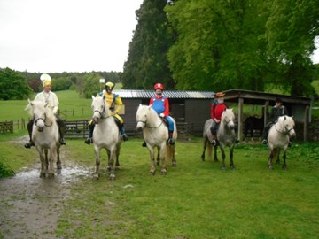 2011 Ghillies Pony Trek