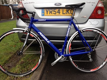 New winter bike from Ribble