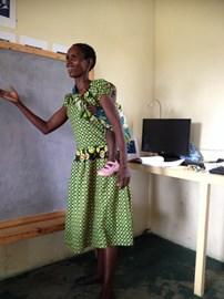 Agnes adult literacy teacher