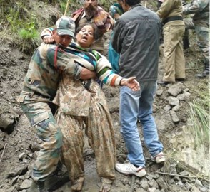 National disaster management jawaan