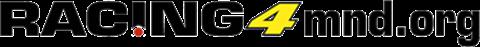 Racing4MND Logo