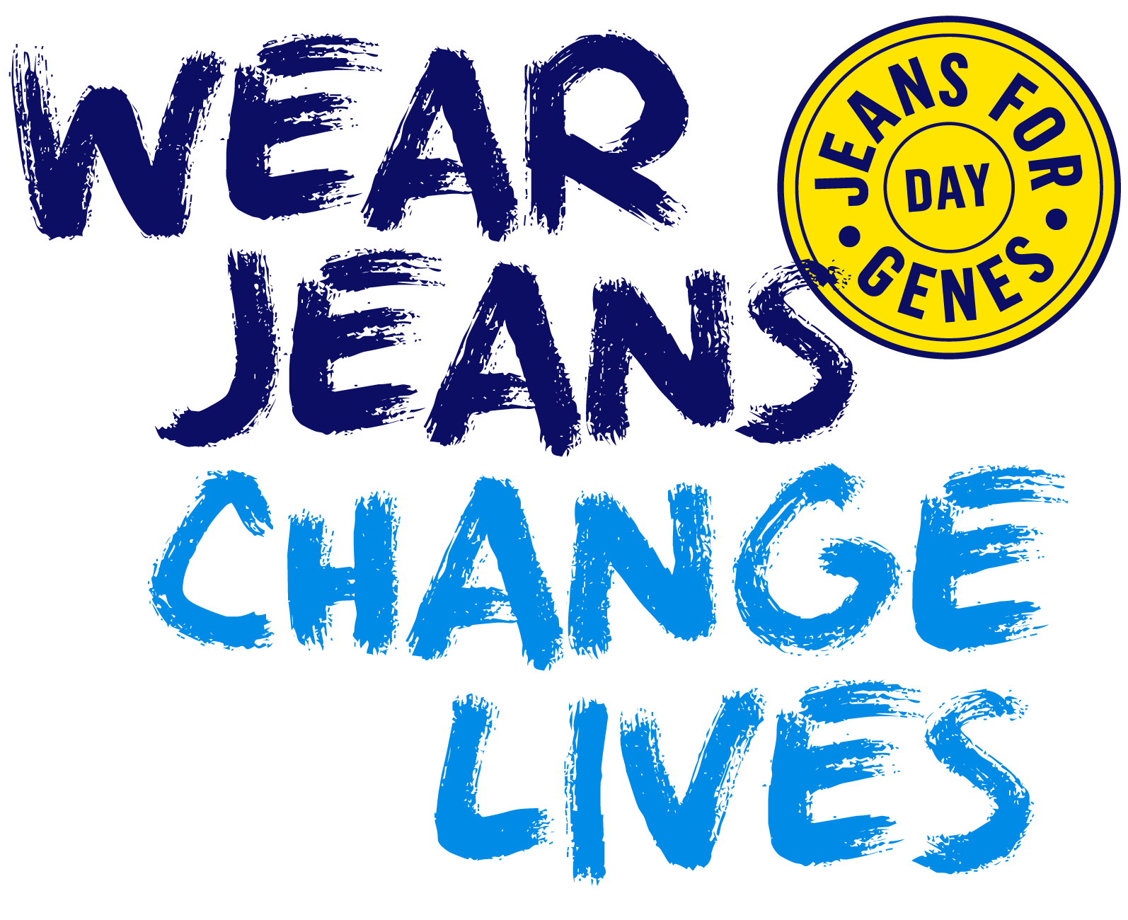 Jeans for Genes Day - JustGiving