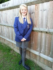 First day at Cleeve, Sept 2012