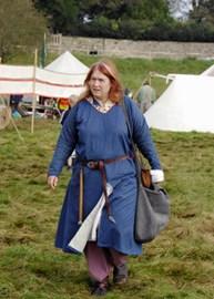 Frania organising at Hastings