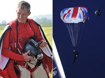 Mark Sutton the skydiver