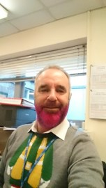 There we go, after beating my target I'm now in Pink!!