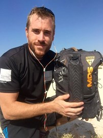 Thank you Mackenzie Jones Middle East for sponsoring me and providing some essential equipment, the custom designed MDS ultra bag.