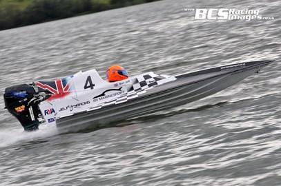 Ben Jelf - GT15 World Championships