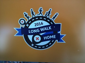 Long Walk home Logo!!