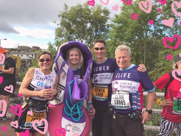 GNR 2018 - Debs, Shazz, Gower + Clive