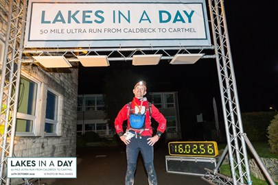 Lakes in a day (training)