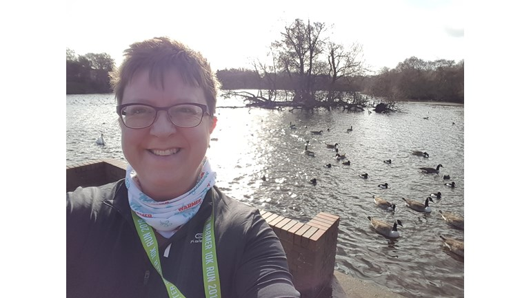 Nicola Rogers is fundraising for Birmingham St  Mary's Hospice