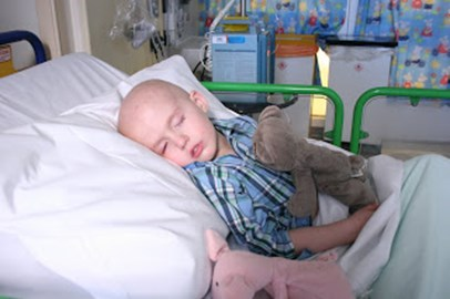 During chemo